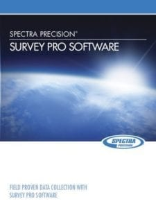 Spectra Precision Pro