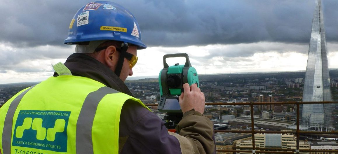 Survey Equipment Hire in London
