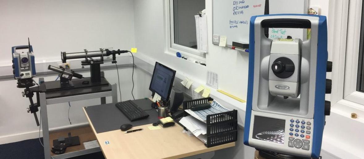 Survey Equipment Repair Lab