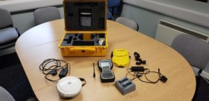 Reconditioned Spectra Precision FOCUS 35 Total Station with